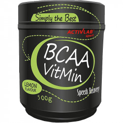 ACTIVLAB Simply The Best BCAA VitMin 500g