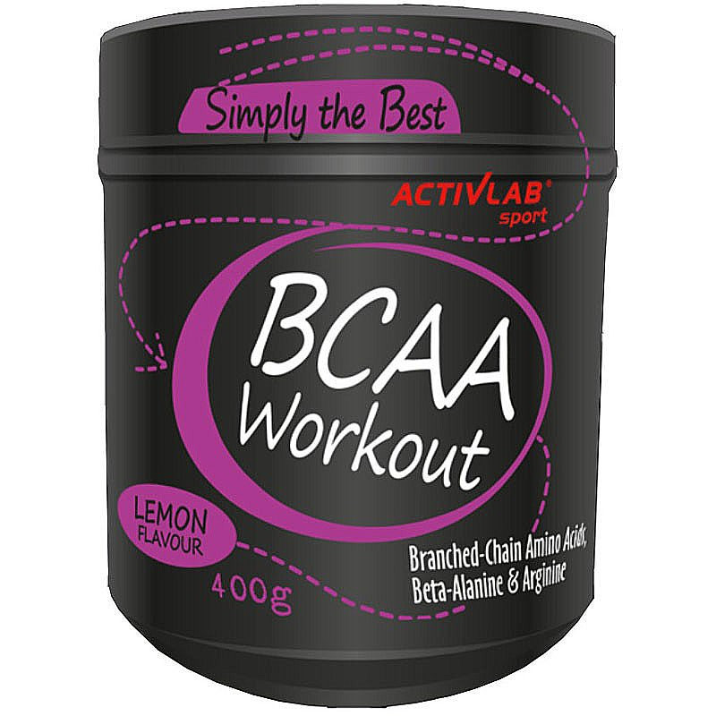 ACTIVLAB Simply The Best BCAA Workout 400g