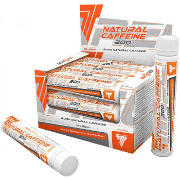 TREC Natural Caffeine 200 Shot 25ml