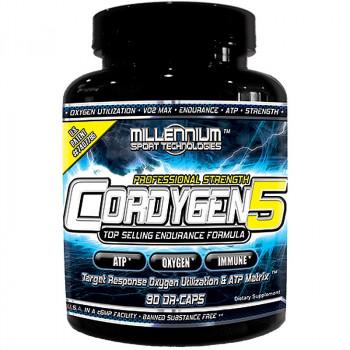 MILLENNIUM SPORT TECHNOLOGIES Cordygen5 90caps Cordygen