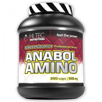 HI TEC Anabol Amino Professional 200caps