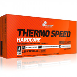 OLIMP Thermo Speed Hardcore 120cap