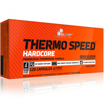 OLIMP Thermo Speed Hardcore 120caps