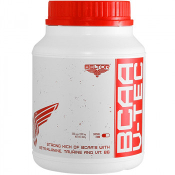 BELTOR BCAA V-Tec 360caps Powered By Trec