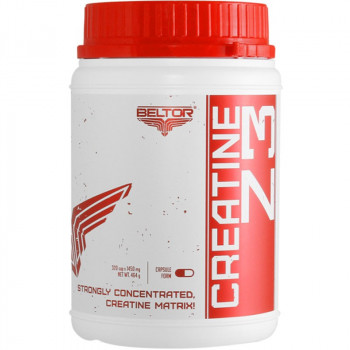BELTOR Creatine Z3 320caps Powered By Trec