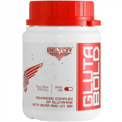 BELTOR Gluta Bold 90caps Powered By Trec