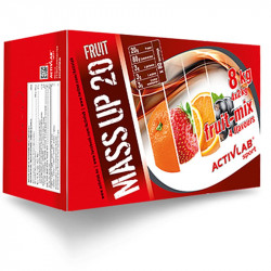 ACTIVLAB Mass Up 20 Fruit 8000g