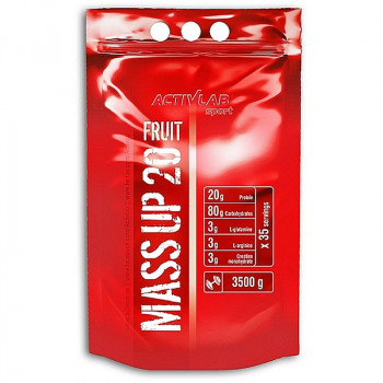ACTIVLAB Mass Up 20 Fruit 3500g