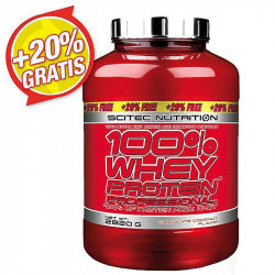 SCITEC 100% Whey Protein Professional 2820g