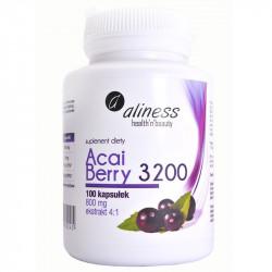 Aliness Acai Berry 100caps