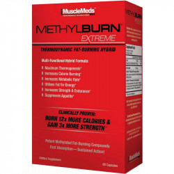 MUSCLEMEDS MethylBurn Extreme 60caps