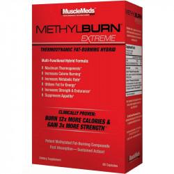 MUSCLEMEDS MethylBurn Extreme 60caps