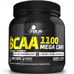 OLIMP BCAA 300 MEGA CAPS NOWE OPAKOWANIE!!!