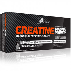 Olimp CREATINE MAGNA POWER 120 kaps