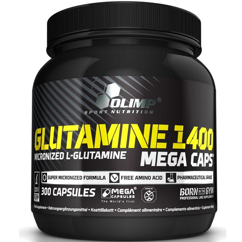 Olimp L-GLUTAMINE MEGA CAPS 300 kaps