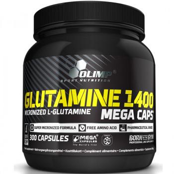 OLIMP L-Glutamine 1400 Mega Caps 300caps