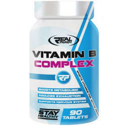 Real Pharm Vitamin B Complex 90tabs