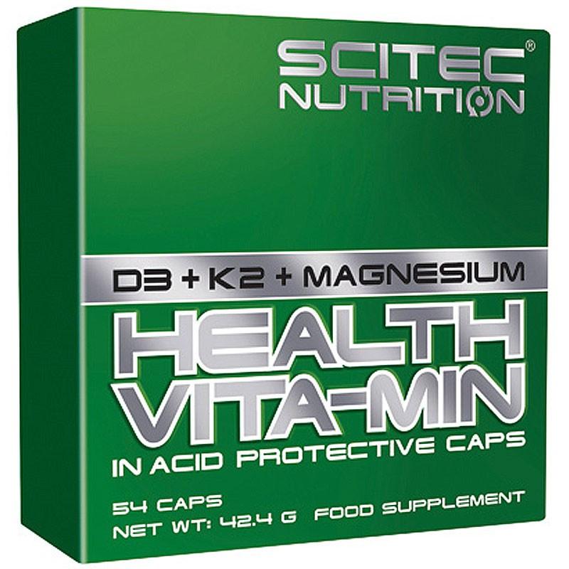 SCITEC Health Vita-Min 54caps