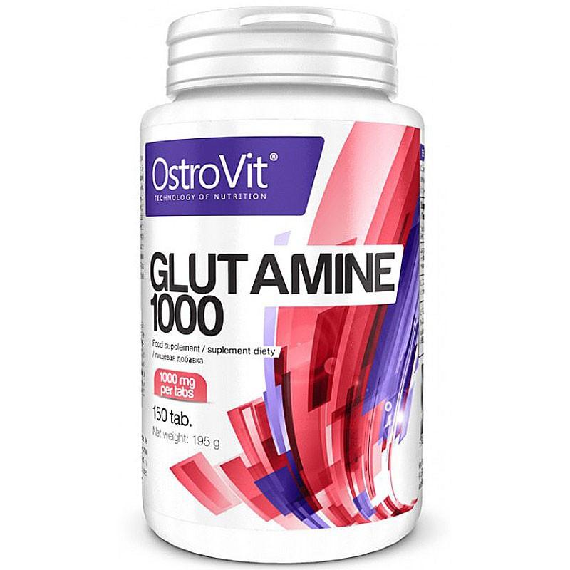 OSTROVIT Glutamine 1000 150tabs