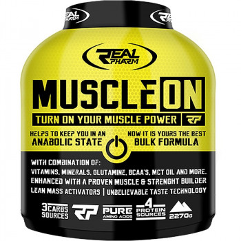 Real Pharm Muscle On 2270g