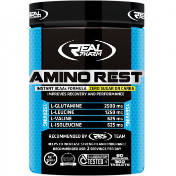 Real Amino Rest 300tabs