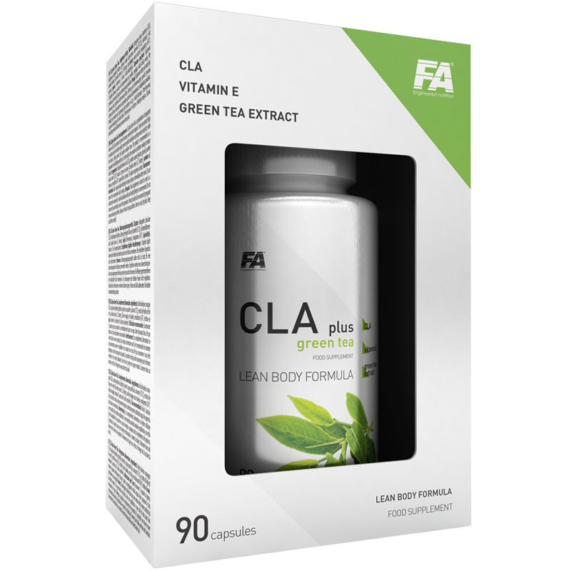 FA CLA Plus Green Tea 90caps