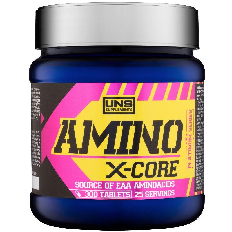 UNS Amino X-Core 300tabs