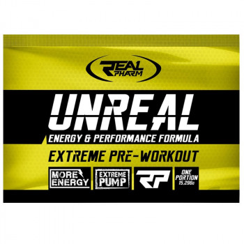 Real Pharm Unreal 12g