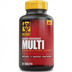 PVL Mutant Core Series Multi 60tabs