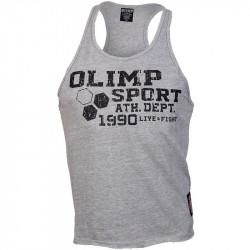 OLIMP Live And Fight Ralph Tank Top Grey Koszulka