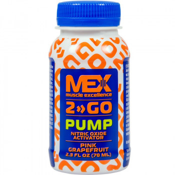MEX 2Go Pump Shot 70ml