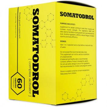 IRIDIUM LABS Somatodrol 60caps
