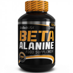 Biotech USA Beta Alanine 120caps