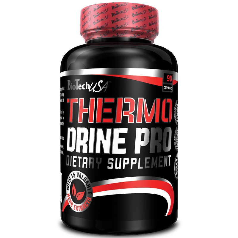 Biotech USA Thermo Drine Pro 90caps