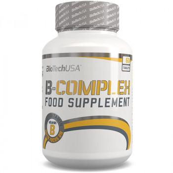 Biotech USA B-Complex 60tabs