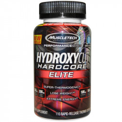 Muscletech Hydroxycut Hardcore Elite 110caps