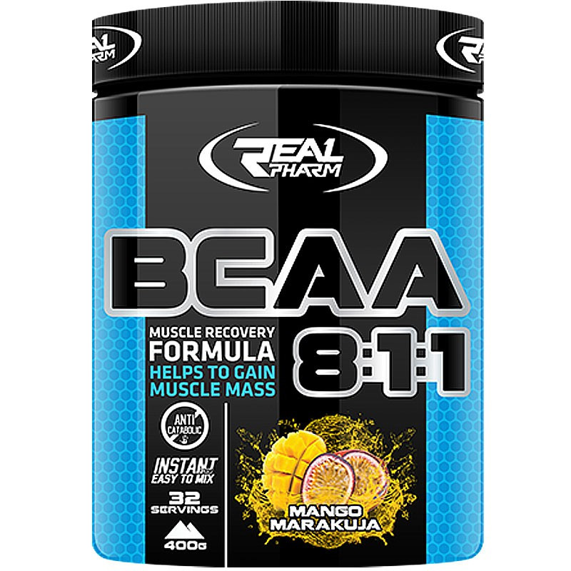 Real Pharm BCAA 8:1:1 Instant 400g