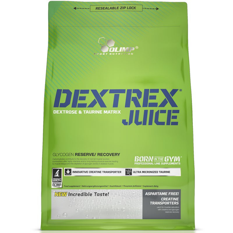 OLIMP New Dextrex Juice 1000g