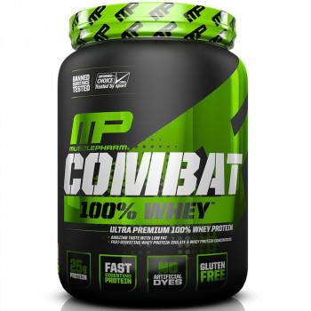 MUSCLE PHARM Combat 100% Whey 2269g
