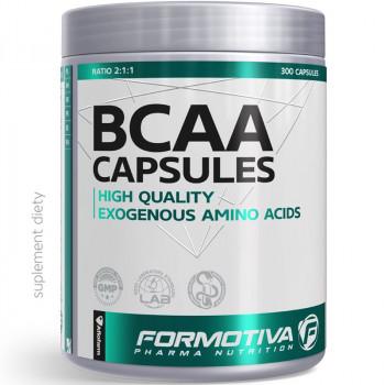 FORMOTIVA BCAA Capsules 300caps