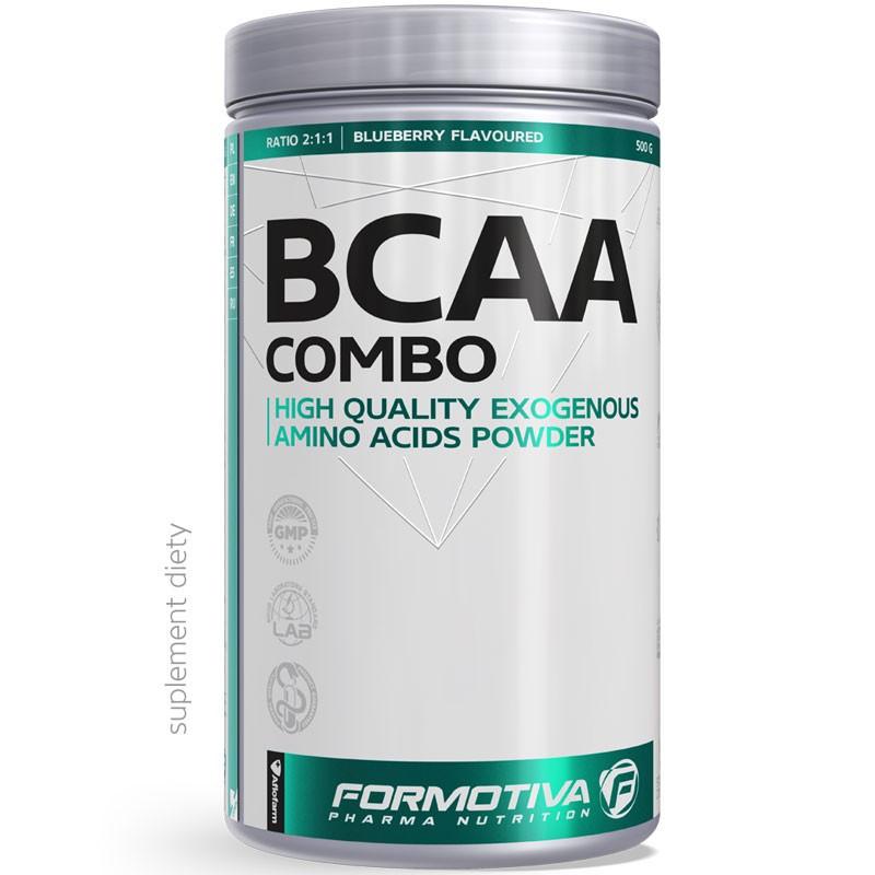 FORMOTIVA BCAA Combo 500g