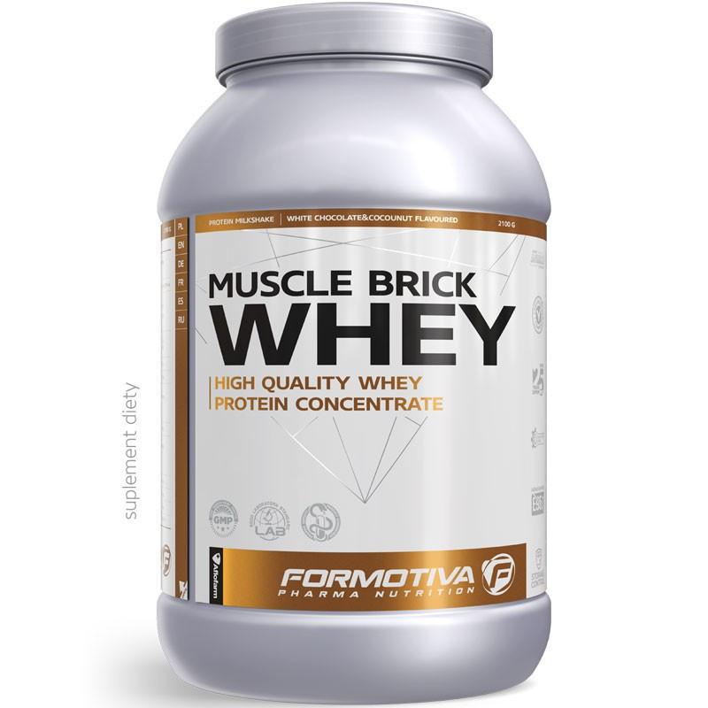 FORMOTIVA Muscle Brick Whey 2100g