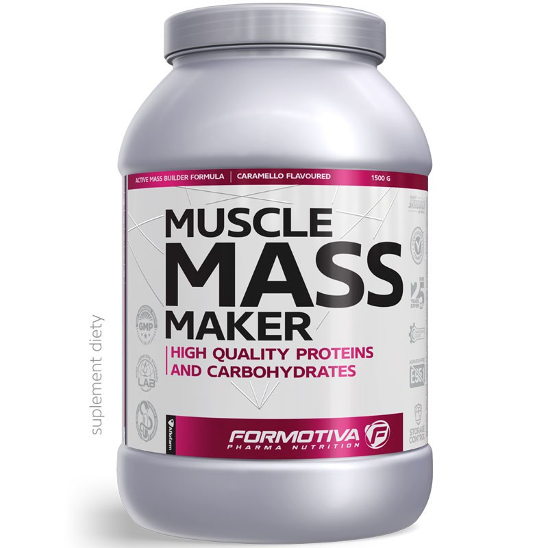 FORMOTIVA Muscle Mass Maker 1500g
