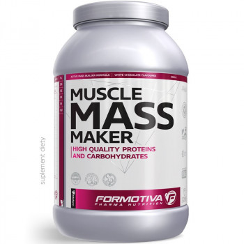 FORMOTIVA Muscle Mass Maker 3000g
