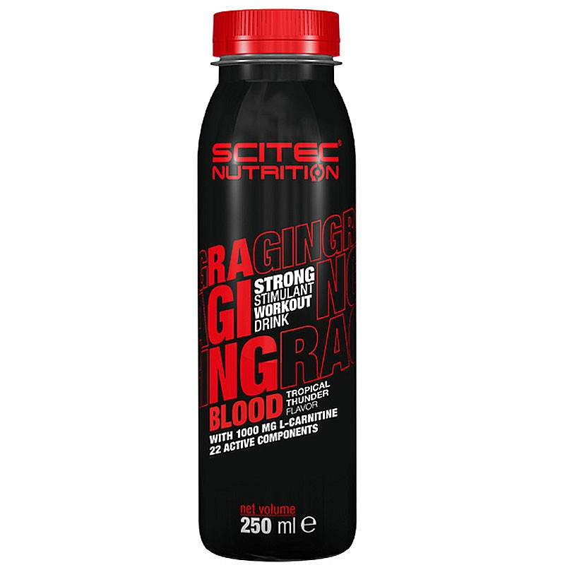 SCITEC Racing Blood Strong 250ml
