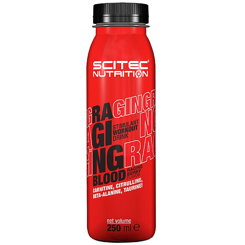 SCITEC Racing Blood 250ml