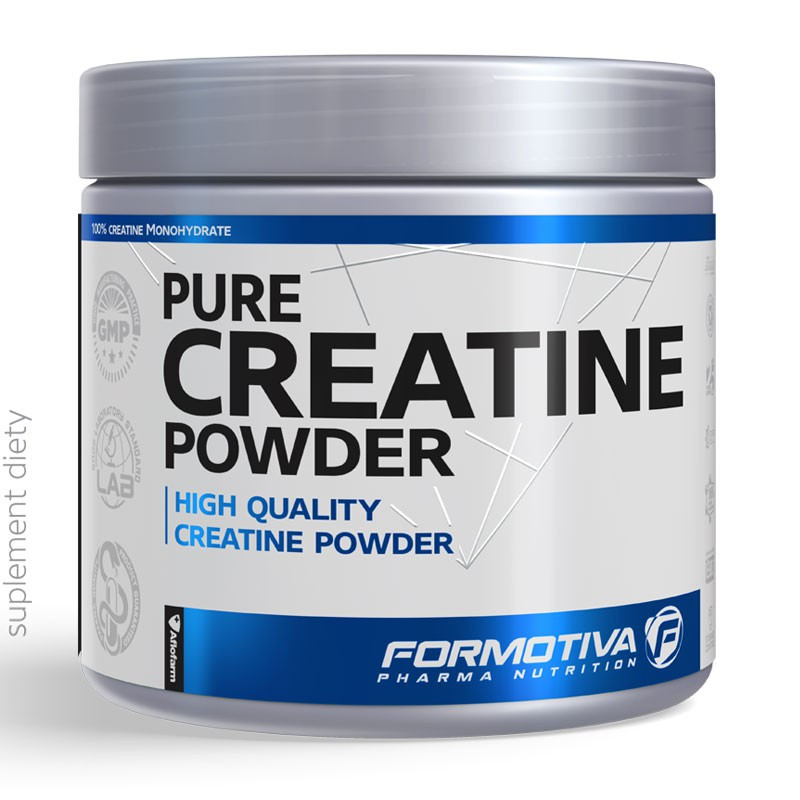 FORMOTIVA Pure Creatine Powder 250g
