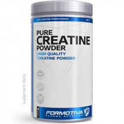 FORMOTIVA Pure Creatine Powder 600g