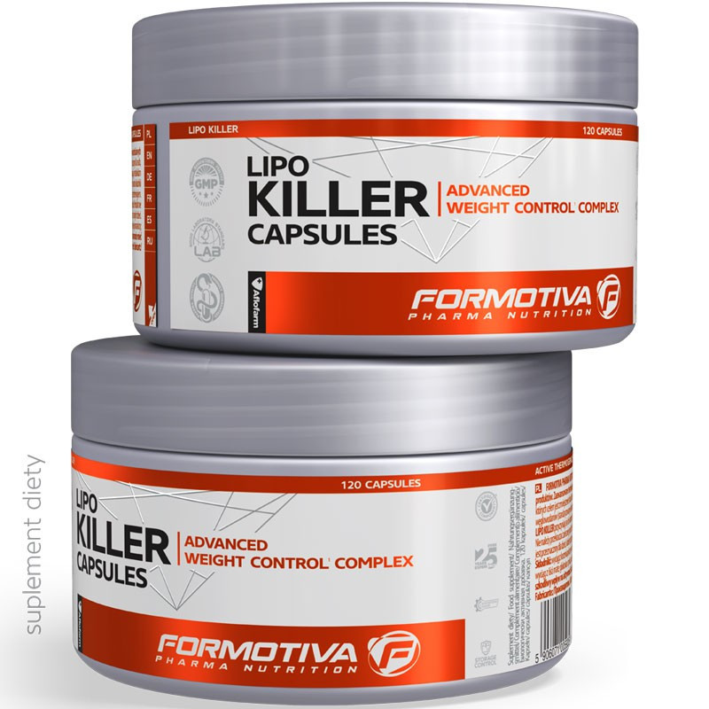 FORMOTIVA Lipo Killer 120caps