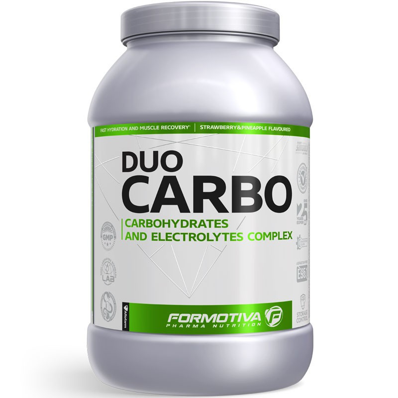 FORMOTIVA Duo Carbo 1500g